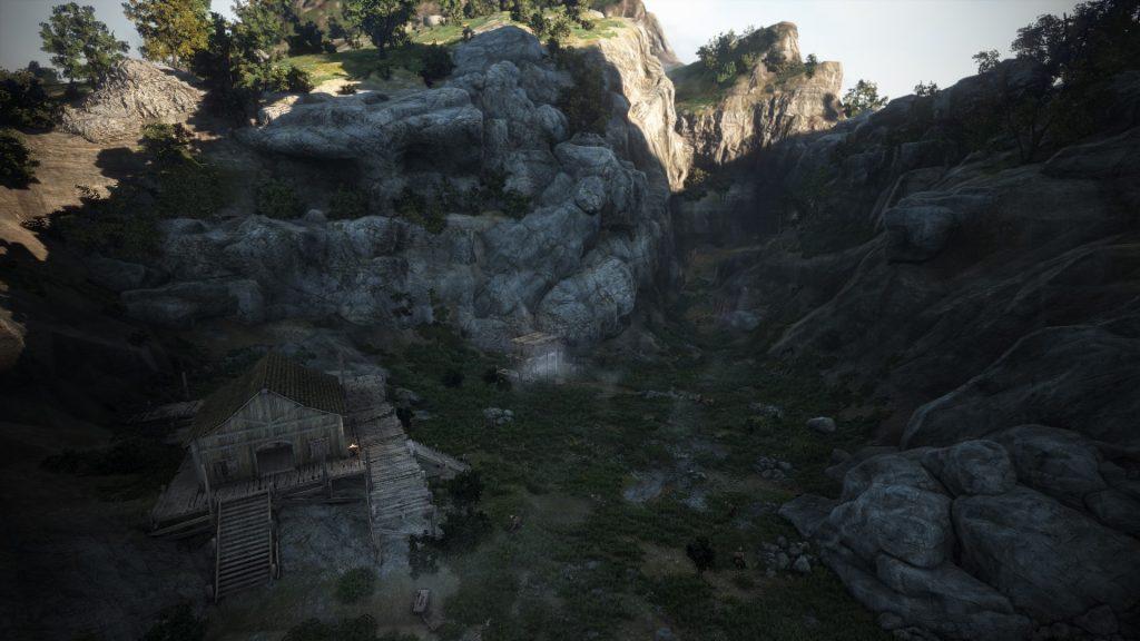 Black Desert Steinbruch vonNordheidel
