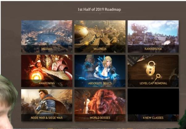 Black Desert Xbox One Roadmap 2019