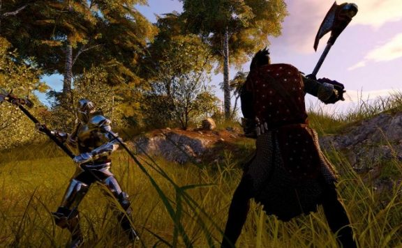 Camelot Unchained Battle
