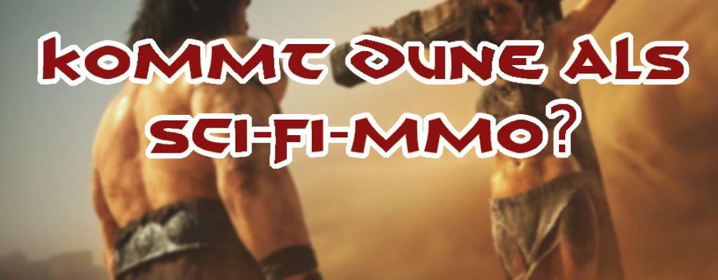 Funcom macht 3 Dune-Spiele – Eins davon klingt nach neuem MMO
