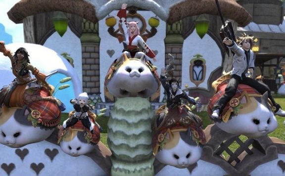 final fantasy xiv fette katze header