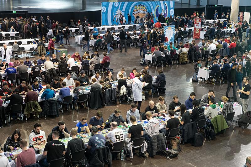 Dreamhack 2018 vom 26.01.-28.01.2018 auf der Leipziger Messe