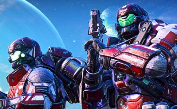 planetside arena giveaway header