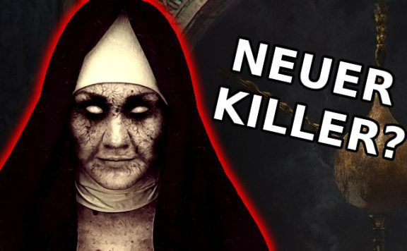 Dead by Daylight Nun Killer title