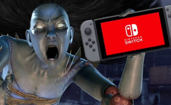Dead by Daylight Switch title