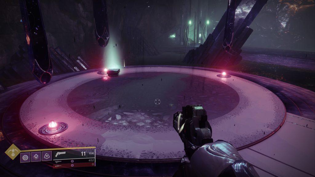 Destiny 2 reflexion