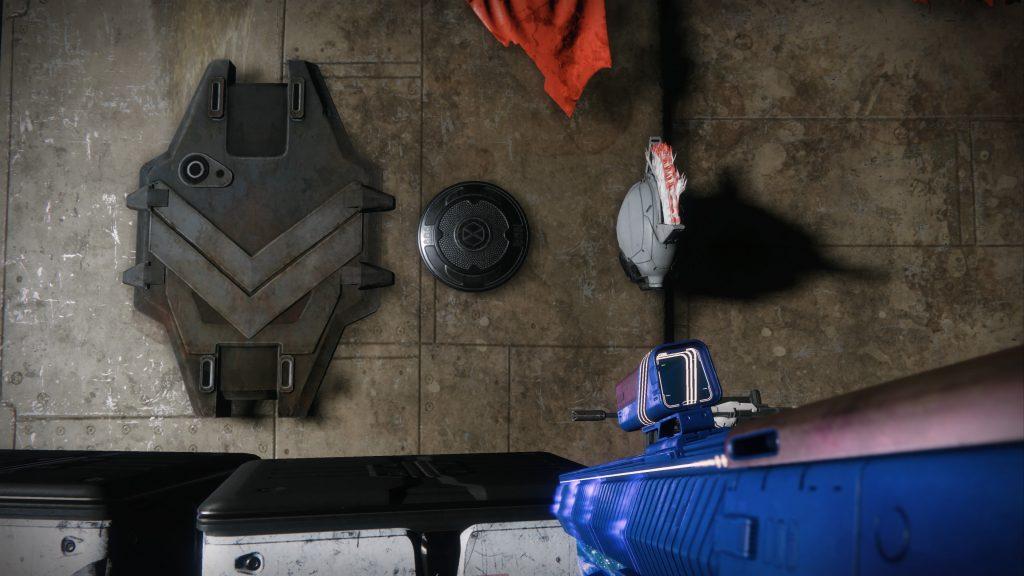 Destiny 2 Sentinel Schild