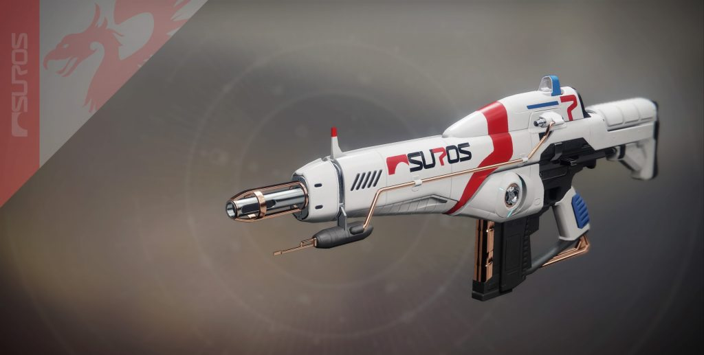 Destiny 2 Suros ornament