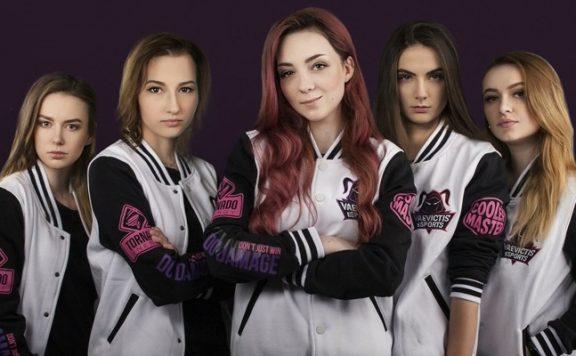 vaevictis team header