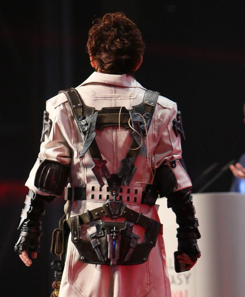 final fantasy xiv cosplay yoshida rücken