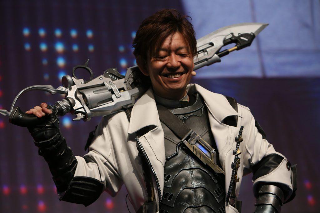 final fantasy xiv revolverklinge cosplay yoshida
