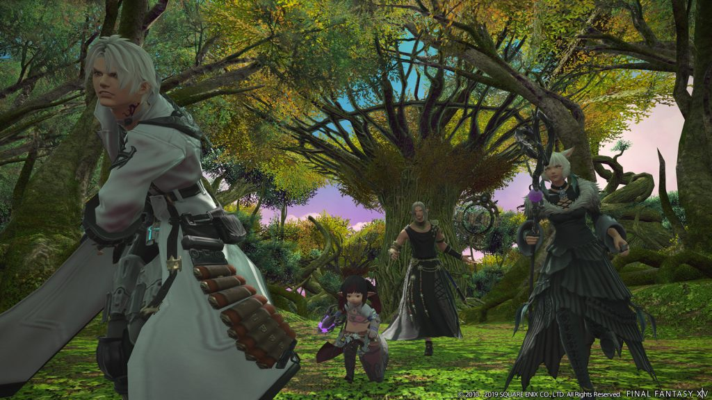 final fantasy xiv shadowbringers vertrauenssystem