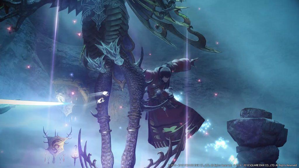 final fantasy xiv noctis garuda