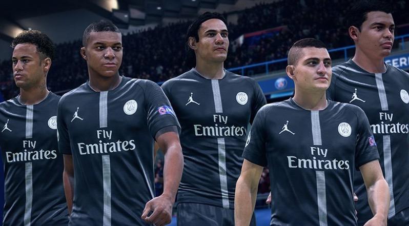 FIFA 19 CL PSG