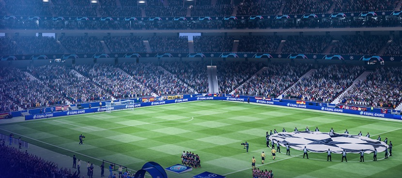 FIFA 19 CL Stadion