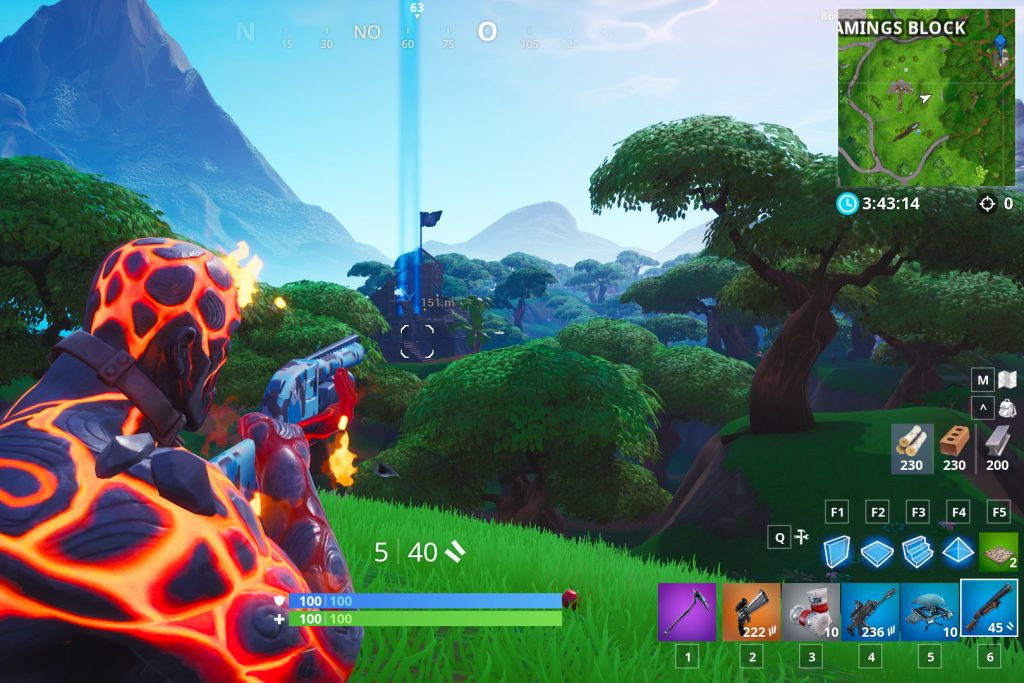 Fortnite alle Piratenlager Lazy Lagoon