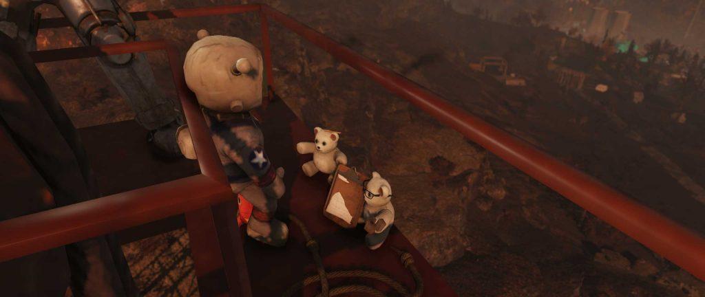 Fallout 76 Teddybären Jangles 3