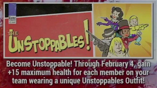 Fallout 76 Unstoppables Paket