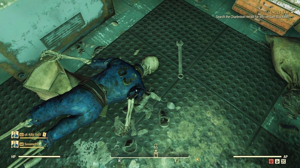 Fallout 76 Vault 63 1
