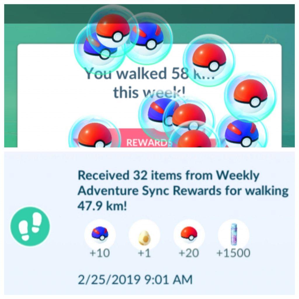 25 km belohnung pokemon go