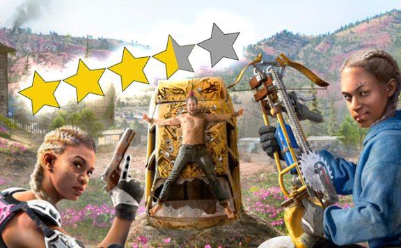Far Cry New Dawn Wertung Test Titel