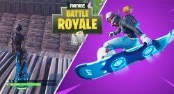 Fortnite Battle Royale Skate Drift Board Titel