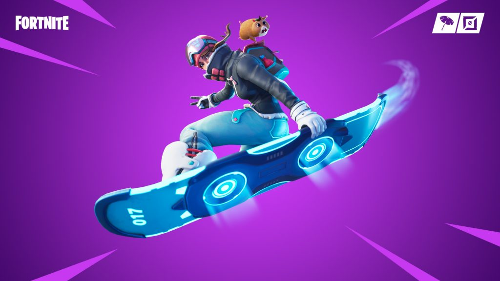 Fortnite-Drift Board
