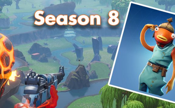 Fortnite Season 8 Titel2