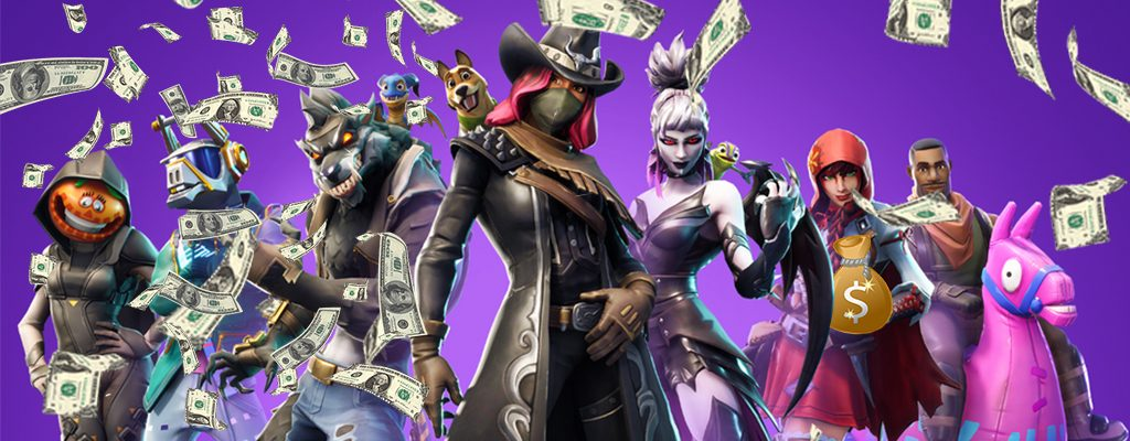 Fortnite World Cup Geld 2019 Titel