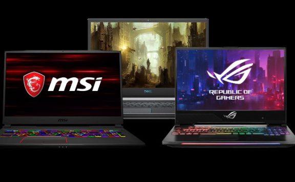 Gaming Notebooks GeForce RTX