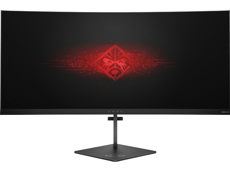 HP-OMEN-X-35-Curved-35-Zoll-WQHD-Gaming-Monitor-(4-ms-Reaktionszeit–G-SYNC–100-Hz)
