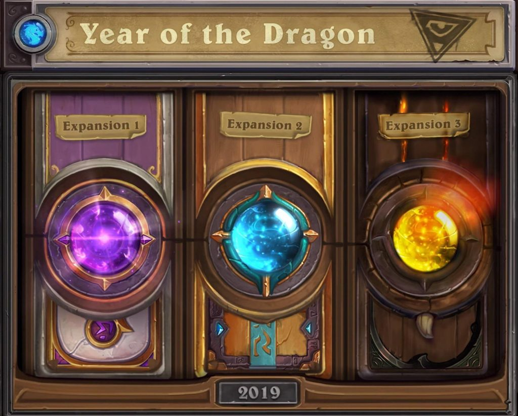 Hearthstone Expansion Teasers 2019