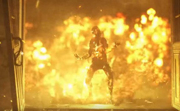 Hunt Showdown Immolator Titel