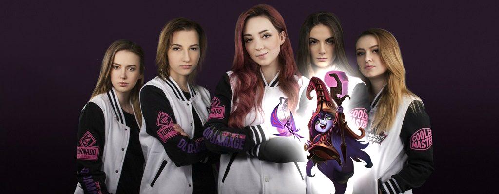LoL: Teams verarschen reine Frauen-Truppe – Riot greift ein