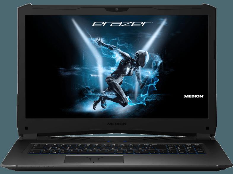 MEDION-ERAZER®-X7857–Gaming-Notebook–Core™-i7-Prozessor–16-GB-RAM–1-TB-HDD–512-GB-SSD–GeForce®-GTX-1070–Titan