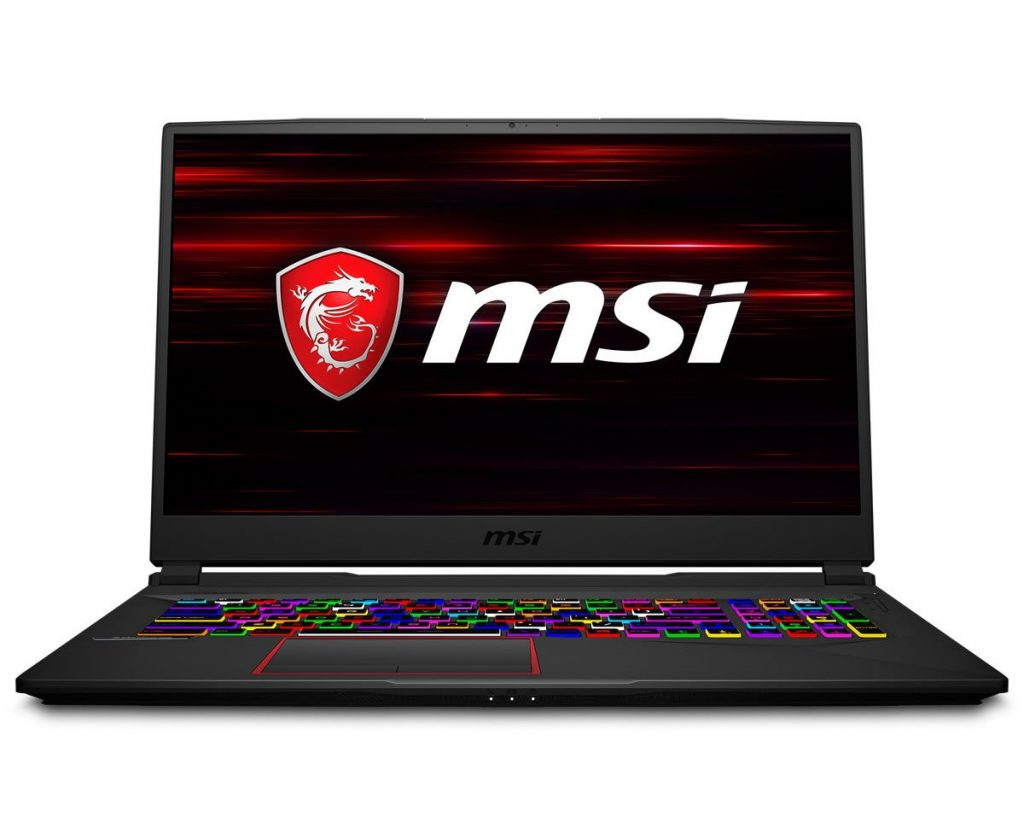 MSI GE75 8SG-043 Raider Gaming-Notebook mit RTX 2080 und Core i7-8750H