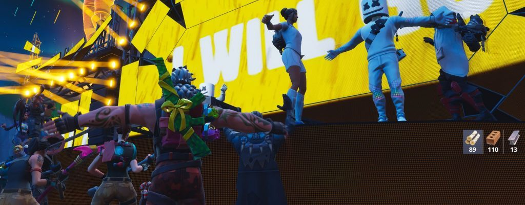 Marshmello-Fortnite-Event