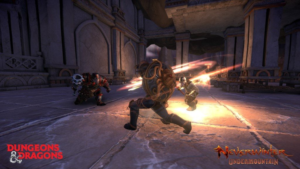 Neverwinter Undermountain Screenshot