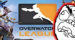 Overwatch Leage Fans sind sauer Titel