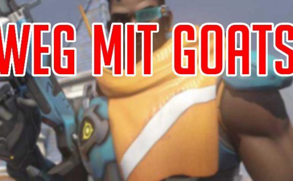 Overwatch Baptiste Weg mit Goats Titel