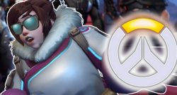 Overwatch Mei Sun Glasses Logo