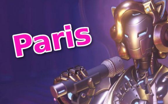 Overwatch Omnic Paris title