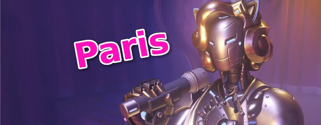 Overwatch hat seine erste neue Karte in 2019 bekommen – Das ist Paris