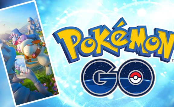 Pokémon GO Ladebildschirm Farbeagle