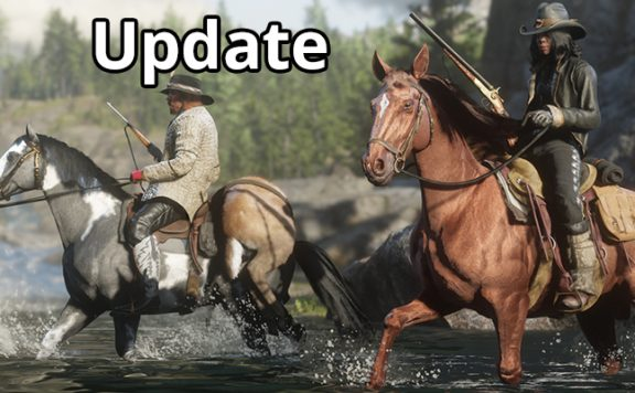 Red Dead Online Update Februar