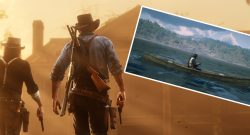 Red Dead Redemption 2 Kanu Titel