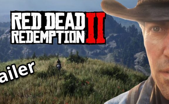 Red Dead Redemption 2 Trailer Arthur Titel