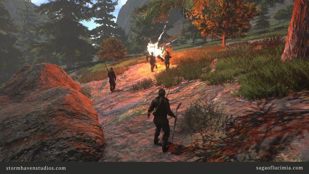 Saga of Lucimia Screenshot 2