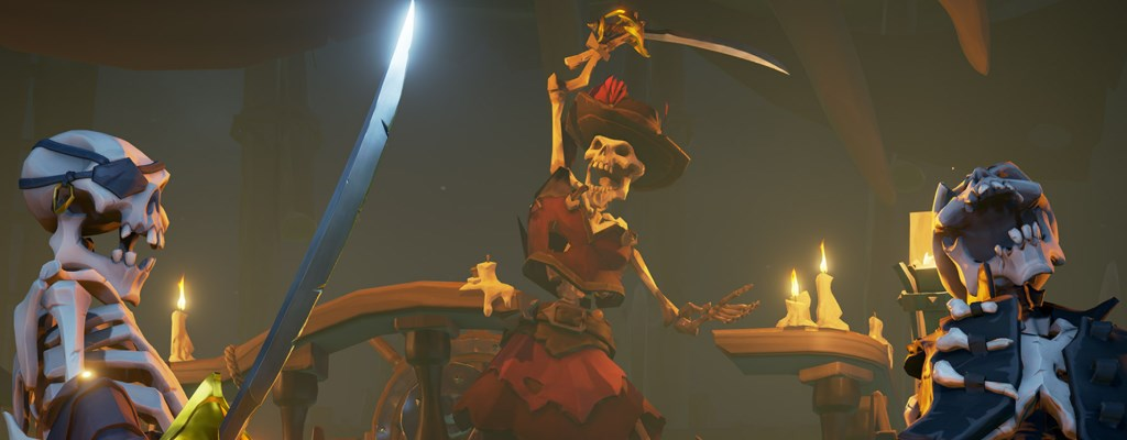Sea of Thieves: So kommt das neue Mega-Update an