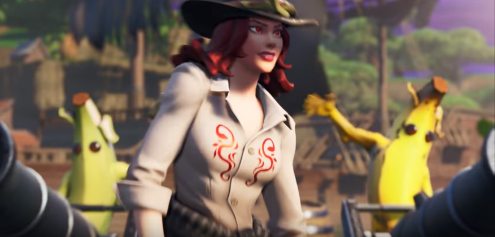 Fortnite-Skins-Lady-mit-Hut